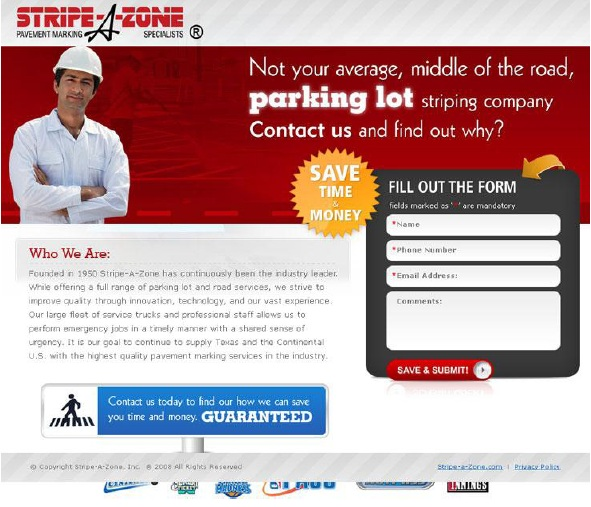 How Landing Pages Improve Your Internet Marketing Strategies