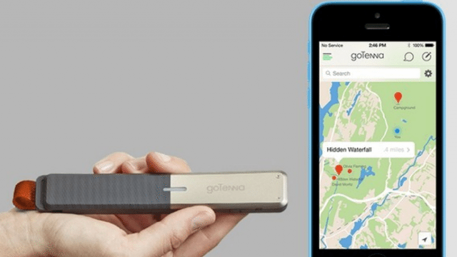 Crisis Response will be easier with goTenna
